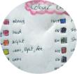 self esteem worksheet, mood mural interpretation guide