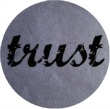 affirmations, the word trust