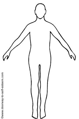 human figure, download full sized image jpg 76KB
