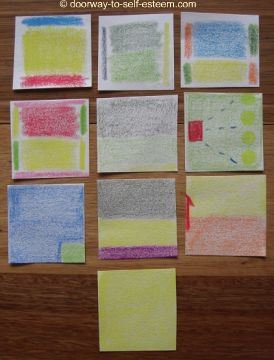 mood mural, from www.doorway-to-self-esteem.com